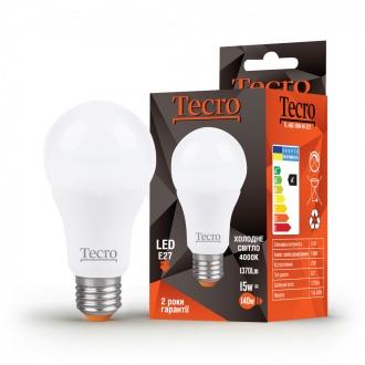 Tecro TL-A65-15W-4K-E27