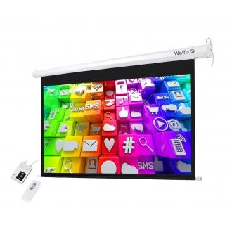 Экран для проектора моторизированный Walfix TLS-9