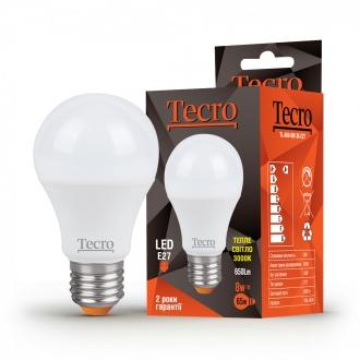 Tecro TL-A60-8W-3K-E27